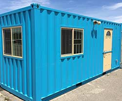 Container Office Modification